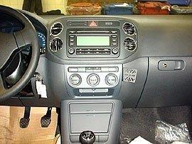 Dash Mount VW Golf Plus 05-VW Tiguan 07