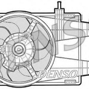 Denso Tuuletin Moottorin Jäähdytys