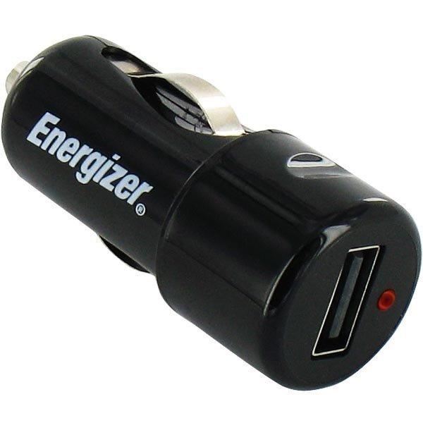 Energizer Hightech Car adaptor 1USB / 1 Amp