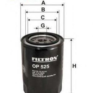 Filtron Öljynsuodatin