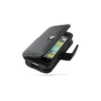 Garmin Asus Nuvifone A10 PDair Leather Case 3BASAAB41 Musta