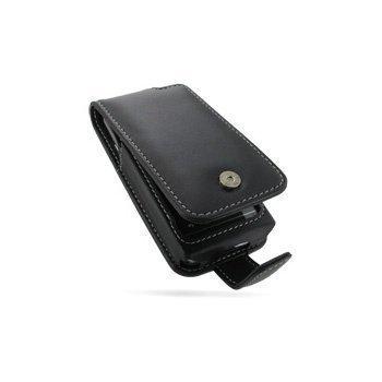 Garmin Asus Nuvifone A10 PDair Leather Case 3BASAAF41 Musta