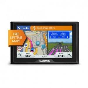 Garmin Drive 40lm Navigaattori Länsi-Euroopan Kartat Päivitysoikeuksin
