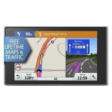Garmin DriveLuxe 50LMT-D GPS Navigaattori
