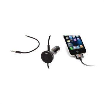 Griffin iPod / iPhone iTrip Dualconnect FM-lähetin / autolaturi