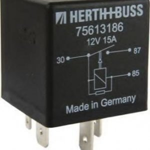 Herth+Buss Elparts Rele Polttoainepumppu