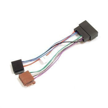 ISO Adaptor Cable Ford Fiesta 2010-
