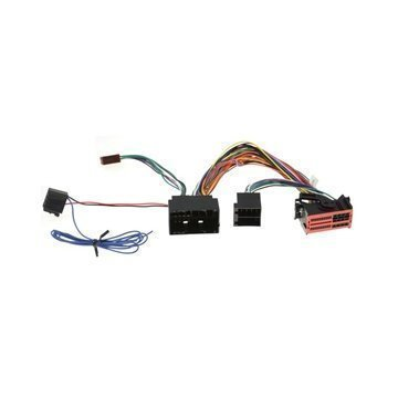 ISO2CAR Mute-adapter Dodge Dart 2012-