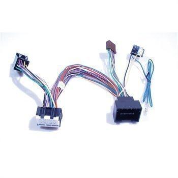 ISO2CAR Mute-adapter Opel Insignia 2008-
