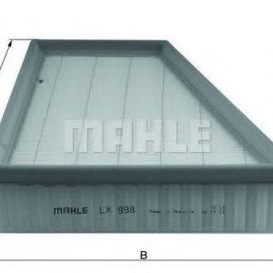 Mahle Original Ilmansuodatin