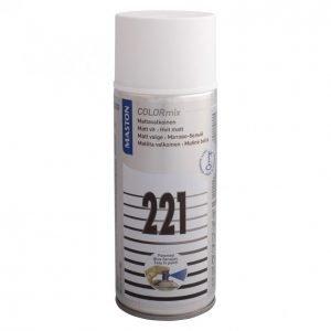 Maston Spraymaali 400ml Valkoinen Matta