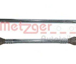 Metzger Voimansiirtotanko Pyyhintangot