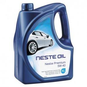 Neste Premium 4l 5w-40