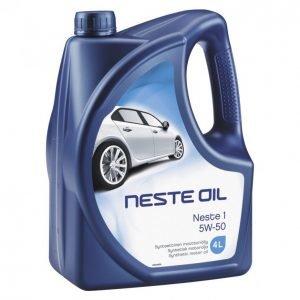 Neste1 4l 5w-50