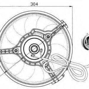 Nrf Tuuletin Moottorin Jäähdytys