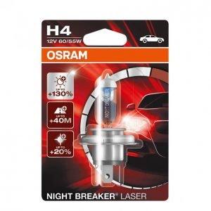 Osram H4 Night Breaker Laser 1 Kpl