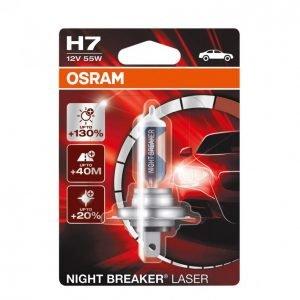 Osram H7 Night Breaker Laser 1 Kpl