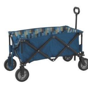 Outwell Transporter kokoontaittuvat kuljetuskärryt varusteille sininen
