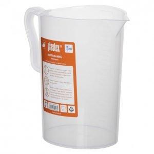 Plastex Mittakannu 2l Mitta-Asteikolla