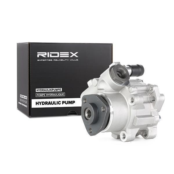 Ridex Hydrauliikkapumppu Ohjaus