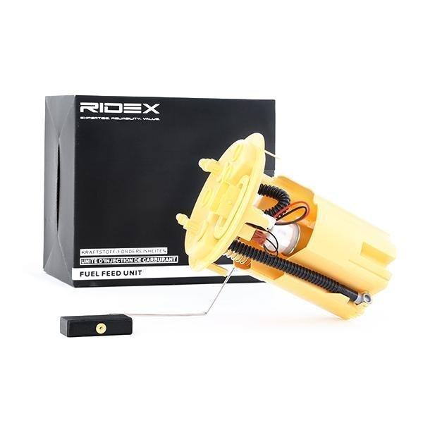 Ridex Polttoaineen Syöttöyksikkö