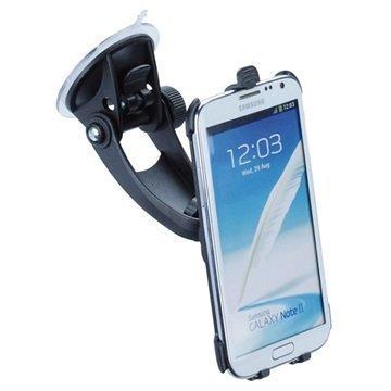 Samsung Galaxy Note 2 N7100 iGrip T5-93901 Matkustussarja / Autopidike Musta