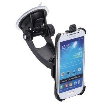 Samsung Galaxy S4 I9500 iGrip T5-96600 Matkasarja / Autoteline Musta