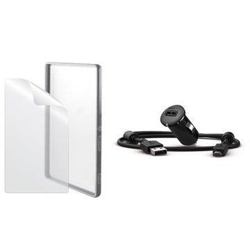 Sony Xperia Z3 Compact Ksix Tarvikesarja