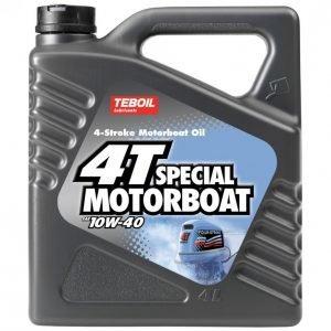 Teboil 4t Special Motorboat 4l 10w-40