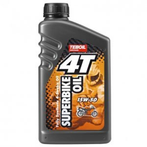 Teboil 4t Superbike Oil 1l 15w-50