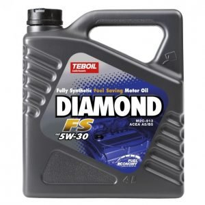 Teboil Diamond 4l Fs 5w-30