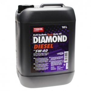 Teboil Diamond Diesel 10l 5w-40