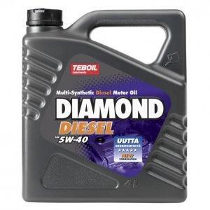 Teboil Diamond Diesel 4l 5w-40