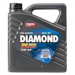 Teboil Diamond Plus 4l 0w-40