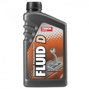 Teboil Fluid D 1l