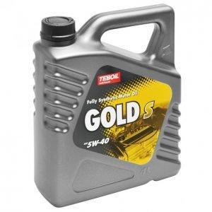 Teboil Gold S 4l 5w-40