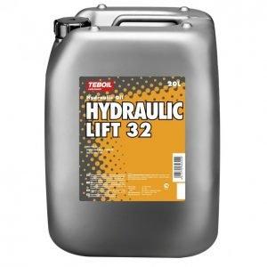 Teboil Hydraulic 20l 32lift