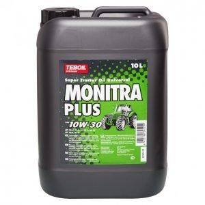 Teboil Monitra Plus 10l 10w-30