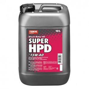Teboil Super Hpd 10l 15w-40