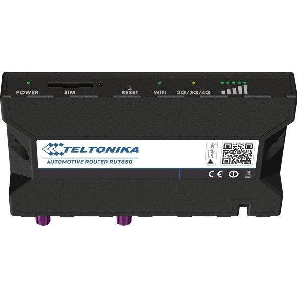 Teltonika RUT850 LTE WLAN Mini reititin autoon - asuntovaunuun - traktoriin