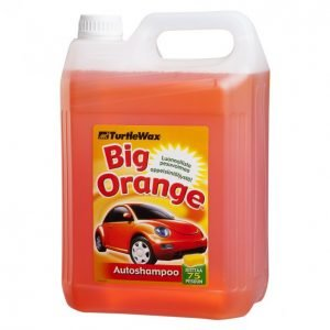 Turtle Wax Autoshampoo 5l Big Orange