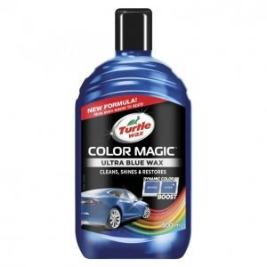 Turtle Wax Autovaha 500 Ml Color Magic Tummansininen