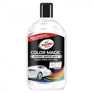 Turtle Wax Autovaha 500 Ml Color Magic Valkoinen