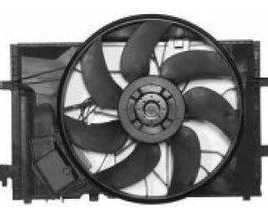 Van Wezel Tuuletin Moottorin Jäähdytys