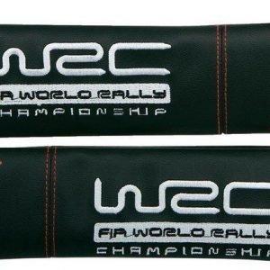 WRC turvavyön pehmustin musta