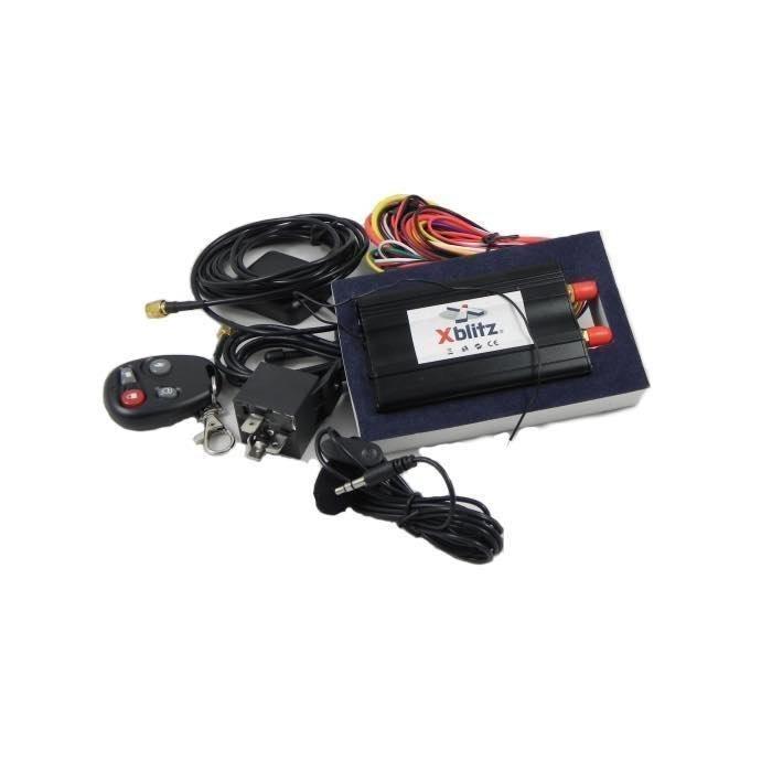 Xblitz G2000 GPS Seurantalaite autoon