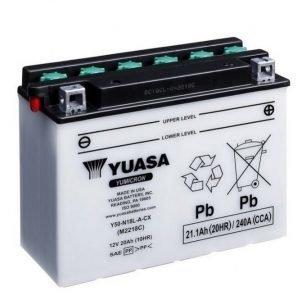 Yuasa Y50-N18L-A-CX 20Ah Yumicron CX Käynnistysakku
