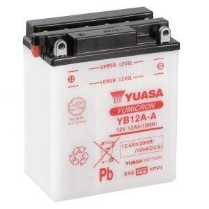 Yuasa YB12A-A 12Ah Yumicron Käynnistysakku