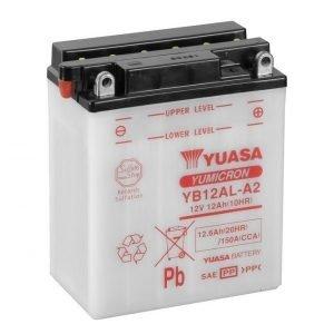 Yuasa YB12AL-A2 12Ah Yumicron Käynnistysakku