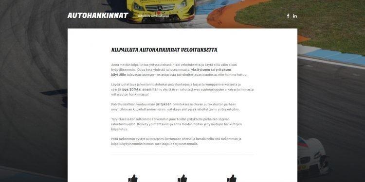 Autohankinnat.fi